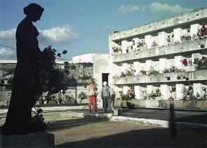 Foto de archivo: Cementerio de Durazno