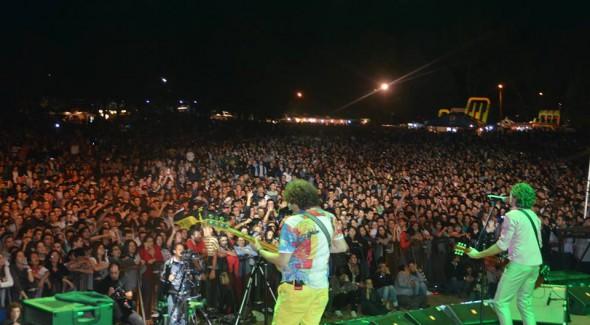 festival sabado 2 marzo foto desde escenario vdrodriguez