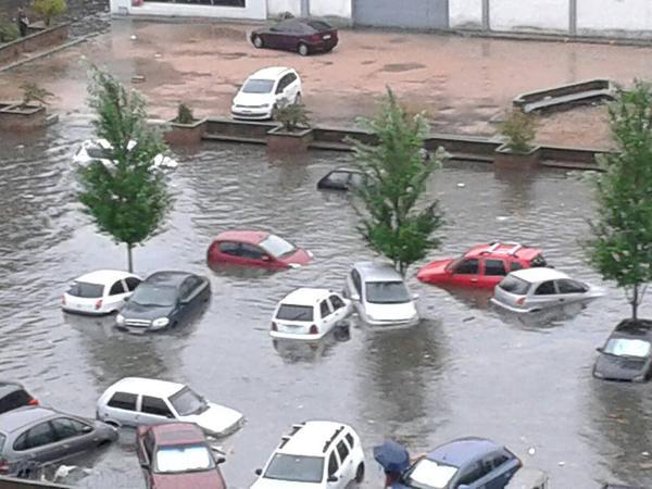 Montevideo bajo agua EP