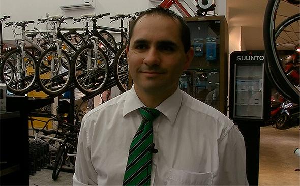 Robert Latallada - Gerente Motociclo