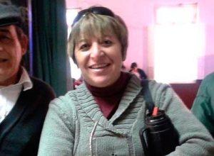 Silvia Davis - Cerro Chato