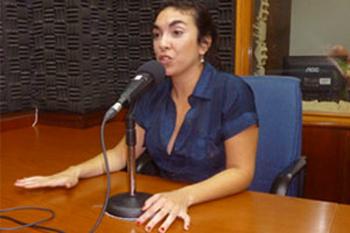 Lucía Trentini - Foto/Sodre