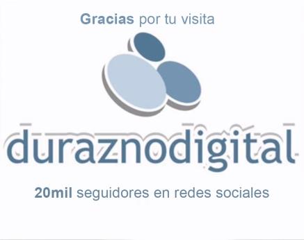 Durazno Digital Logo Original Seguidores