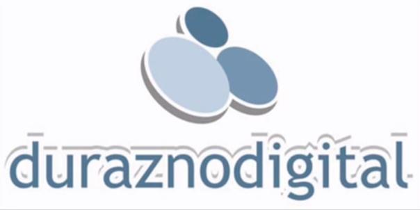 Durazno Digital Logo Original